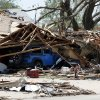 Monday\'s tornado damage east of Interstate 35 is evident on Wednesday, May 22, 2013 in Moore, Okla. Photo by Steve Sisney, The Oklahoman