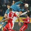 Photo - Bayern goalkeeper Manuel Neuer catches  the ball during the German first division Bundesliga soccer match between VfL Borussia Moenchengladbach and Bayern Munich in Moenchengladbach, Germany, Friday, Jan. 24, 2014. (AP Photo/Frank Augstein)