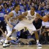 Rodney Hood, Duke forward Another guy whose projections place him a bit out of OKC's range (mid-teens), but it's not inconceivable to imagine him tumbling. And if he's there at 21, it may be hard for the Thunder to pass him up. He's a smooth 6-foot-8 lefty with NBA range on his jumper. One of the better shooters in this draft. And OKC is on the lookout for those. (AP Photo/Gerry Broome)