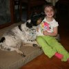 Photo - PET TALES: Caruso (dog) and EmmaORG XMIT: 1004141608158160