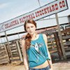 Scissortail is one of Bombs Away designer Dustin Oswald\'s most popular Oklahoma-themed designs. Cutoff shorts are by Artisan De Luxe and sold at Gil\'s Denim & Photo by Chris Landsberger, The Oklahoman. CHRIS LANDSBERGER