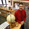 Robin Hill School Superintendent Jim Martin stands in the school\'s Library/Media center. STEVE SISNEY - THE OKLAHOMAN