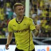 Dortmund\'s Marco Reus celebrates after scoring during the Supercup final soccer match between BvB Borussia Dortmund and Bayern Munich in Dortmund, Germany, Saturday, July 27, 2013. (AP Photo/Frank Augstein)