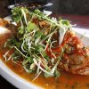 Crispy Whole Red Snapper in Sweet and Sour Sauce at the Szechuan Bistro in Oklahoma City. PAUL B. SOUTHERLAND - THE OKLAHOMAN