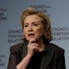 Photo -  Hillary Clinton     Richard Drew -  AP