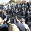 The UCO Band performs during the University of Central Oklahoma\'s homecoming parade in Edmond, OK, Saturday, November 3, 2012, By Paul Hellstern, The Oklahoman