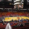 The Oklahoma CIty Thunder team practices for Game 3 of the NBA Finals between the Oklahoma City Thunder and the Miami Heat at American Airlines Arena in Miami, Saturday, June 16, 2012. Photo by Bryan Terry, The Oklahoman