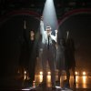Photo - This undated theater image released by The Public Theater shows Conrad Ricamora during a performance of