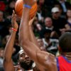 Oklahoma City\'s James Harden puts up a shot in front of Philadelphia\'s defense during the second half of their NBA basketball game at the Ford Center in Oklahoma City on Tuesday, Dec. 2, 2009. The Thunder beat the 76ers 117 to 106. By John Clanton, The Oklahoman