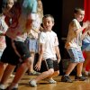 Theo Cohen, 8, dances with other students during the CASP Summer Program Talent Show at Wilson Elementary School in Norman, Okla., Friday, July 17, 2009. Photo by Bryan Terry, The Oklahoman