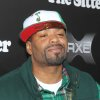 Method Man poses at the premiere of his film,
