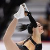 Photo - Kaetlyn Osmond competes in the short program at the Canadian figure skating championships Friday Jan. 10, 2014 in Ottawa. (AP Photo/The Canadian Press, Sean Kilpatrick)