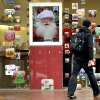 A shopper heads into the Apple store at Legacy Village shopping plaza in Lyndhurst, Ohio, last December. As the holiday-shopping season approaches, Microsoft and Apple have scheduled major events to unveil new gadgets and software. AP FILE PHOTO Amy Sancetta - AP