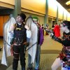 Photo -  Cosplayers Ryan McKinley and Kit Compton at last year's SoonerCon. Photo provided
