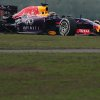 Photo - Red Bull Racing driver Sebastian Vettel of Germany drives during the Chinese Formula One Grand Prix at Shanghai International Circuit in Shanghai, Sunday, April 20, 2014. (AP Photo/Eugene Hoshiko)