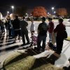 Patrons line up at Toys R Us as they open at 8:00 p.m. on Thanksgiving for Black Friday Sales on Thursday, Nov. 22, 2012, in Norman, Okla. Photo by Steve Sisney, The Oklahoman