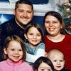 Photo - This family photo shows five El Reno homicide victims: Autumn Rust, Kirsten Rust, Evynn Garas, Teagin Rust and their mother, Summer Rust.   PHOTO PROVIDED