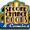 Photo - Graphic:  Second Chance Books & Comics logo     ORG XMIT: 0904091603230946