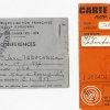 Photo - This image provided by Jane Tabachnik shows her Winter 1978-79 student ID card, left, from the Sorbonne in Paris, and transportation pass. Tabachnik studied art history in Paris a generation ago, in an era when airmailed letters were the main way that kids on semester abroad stayed in touch with their families back in the U.S. But when Tabachnik's daughter, Mel Bandler, studied in Paris recently, they often communicated by Skype or GoogleChat. Free or low-cost apps and websites have changed the nature of semester abroad programs, allowing students to stay in frequent touch with families back home in contrast to  a generation ago when they had little contact. (AP Photo/Jane Tabachnick)