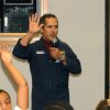 John Herrington, the first U.S. Native American in space and citizen of the Chickasaw Nation, spoke to a group of area fifth graders at Rose State College on Tuesday, Nov. 13 as the featured Diamond Leadership speaker. Herrington spoke to area elementary, high school and college students and told them to never give up on their dreams. Herrington was a NASA Astronaut from 1996-2005 and is currently Vice President /Director of Flight Operations and Chief Pilot of the XP Spaceplane. Community Photo By: Steve Reeves Submitted By: Donna, Choctaw