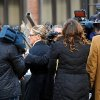 Rita Crundwell heads to her vehicle after leaving the federal courthouse in Rockford, Ill. on Wednesday, Nov. 14, 2012. Crundwell, the former comptroller of Dixon, pleaded guilty to allegations she embezzled more than $50 million from the small city in Illinois to fund a lavish lifestyle that included a nationally known horse-breeding operation. She pleaded guilty to a charge of wire fraud and will remain free until her Feb. 14 sentencing hearing. (AP Photo/The Telegraph, Alex T. Paschal )