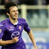 Photo - Fiorentina's Rafal Wolski celebrates after scoring during a Serie A soccer match between Fiorentina and Atalanta  at the Artemio Franchi stadium in Florence, Italy Saturday  Feb. 8  2014. (AP Photo/Fabrizio Giovannozzi)