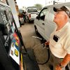 The price of fuel on Thursday, Oct. 4, 2012 in Norman, Okla. Photo by Steve Sisney, The Oklahoman