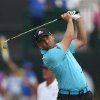 Photo - Sergio Garcia of Spain plays his shot from the 4th tee during the final round of the British Open Golf championship at the Royal Liverpool golf club, Hoylake, England, Sunday July 20, 2014. (AP Photo/Scott Heppell)
