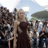 Member of the jury Diane Kruger poses during a photo call for the members of the jury at the 65th international film festival, in Cannes, southern France, Wednesday, May 16, 2012. (AP Photo/Lionel Cironneau)