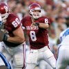 Photo - Former OU quarterback Nate Hybl took his share of blame for Sooner loses. Photo by Doug Hoke, the Oklahoman Archives