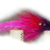 FISHING LURE / FLY FISHING: Curly\'s Pink Leech PHOTO PROVIDED ORG XMIT: 0907061608463105