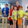Elks Lodge holds youth golf skills challenge in...