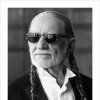 Photo -  One of the images from the new John Varvatos campaign featuring singer Willie Nelson.