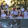 OU - Lauren Chamberlain\'s 22nd HR soaring out over fans heads extending school HR record 4 25 2012