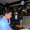 Photo - FILE - This May 31, 2005 file photo supplied by Fox News shows Fox News shows anchor Gregg Jarrett rehearsing, in New York, for the debut of Fox News Radio's five-minute newscast. Jarrett was jailed Wednesday May 21, 2014 after being arrested in a bar at Minneapolis-St. Paul Airport.(AP Photo/Fox News, File)