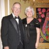 ST. PATRICK\'S GRAND MARSHAL BALL... Stan and Suzie Hupfeld were at the St. Patrick%u2019s Grand Marshal Ball. He was the 2009 Grand Marshal. (Photos by Helen Ford Wallace).