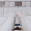 Light traffic on Interstate 40 in front of Tinker Air Force base at midday Friday, Jan. 29 , 2010. Photo by Jim Beckel, The Oklahoman