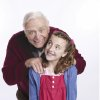 Ernest Borgnine and Juliette Goglia star in the Hallmark televison movie