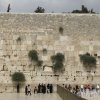 Photo -  Men and women pray in separate sectors at Jerusalem's Western Wall. Photo courtesy of Barbara Selwitz.