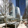 This is the courtyard in front of the soon to be completed food court at the Devon Energy Center in Oklahoma City, OK, Friday, Feb. 24, 2012. By Paul Hellstern, The Oklahoman
