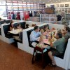 People at the diner at Pops in Arcadia, Okla., Monday, August 4, 2008. BY MATT STRASEN, THE OKLAHOMAN