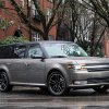 This March 13, 2012 photo made available by Ford shows the 2013 Ford Flex in Portland, Ore. (AP Photo/Ford)