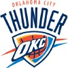 OKLAHOMA CITY THUNDER NBA BASKETBALL TEAM logo / graphic ORG XMIT: 1106071926234647