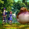 Photo -       Marshal Mallow (voice of Hugh Dancy), Dorothy (voice of Lea Michele) and Wiser (voice of Oliver Platt) in Legends of Oz: Dorothy's Return.