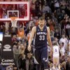Memphis Grizzlies\' Marc Gasol, of Spain, walks off the court as time expires against the Phoenix Suns at an NBA basketball game on Wednesday, Dec. 12, 2012, in Phoenix. The Suns won 82-80. (AP Photo/Matt York)