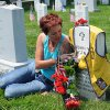 Army Love: A Fallen Soldier's Widow Tells Their Daughter How It All Began