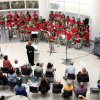 The Cleveland Choraleers from Cleveland Elementary School perform during Noon Tunes at the downtown library in Oklahoma City. Noon Tunes performances are free and happen every Thursday. PAUL B. SOUTHERLAND - THE OKLAHOMAN