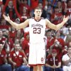 Blake Griffin 20 points against Texas in Norman