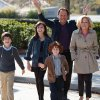 Photo - FILE - This undated publicity file photo released by Twentieth Century Fox and Walden Media shows Billy Crystal as Artie and Bette Midler as Diane, who agree to babysit their three grandkids, from left, Joshua Rush as Turner, Bailee Madison as Harper and Kyle Harrison Breitkopf as Barker in a scene from the film,