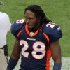 Photo - DENVER BRONCOS / NFL FOOTBALL: Former Sooner Quinton Carter is now a teammate and supporter of Tim Tebow. PHOTO PROVIDED     ORG XMIT: 1201112258272394